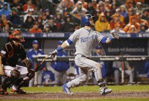 Gordon-led Royals beat Orioles in opener