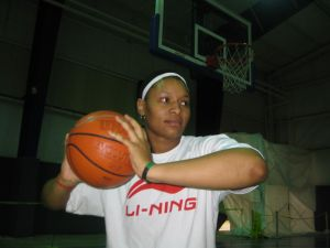 Former UIC star holding girls basketball tourney at Lincoln Center