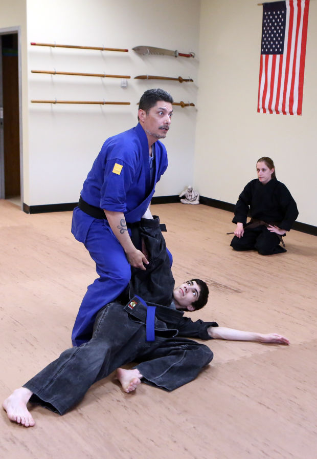 business martial arts chicago