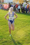 Lake Central runner Anna Kacius