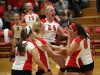 Munster tops Valpo for regional volleyball title