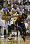 George's big game leads Pacers past Atlanta