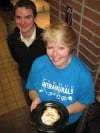 Purdue Calumet Pie Bake-Off Winner Rebecca Stankowski