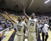 Purdue's Johnson Big Ten Player of Year, Moore on team