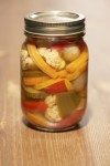 I LOVE PEPPERS IN A JAR - HOW ABOUT THOSE NOODLES