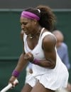 A day later, other Williams wins at Wimbledon