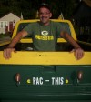 AL HAMNIK: Avid Packer fan Omar Rodriquez keeps on truckin'