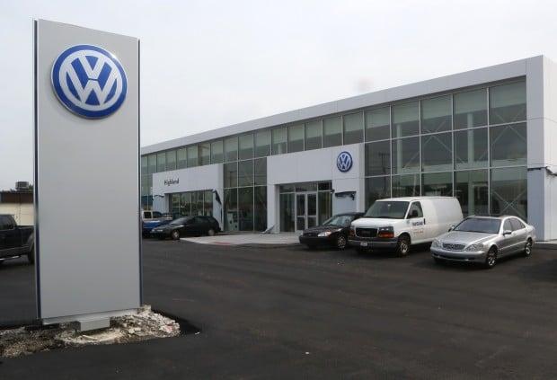 New Volkswagen Dealership Opens In Highland Northwest