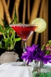 The Pomegranate Martini