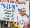 Hammond gathers for Sept. 11 memorial