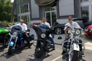 First Annual St. Jude House Poker Run 2