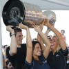 Tale of two NHL cities: Joy in Boston, anger in Vancouver