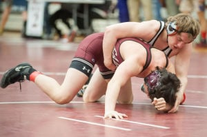 No sweat for Portage at Calumet mat sectional