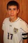 Bloom Twp. soccer plsyer Jorge Garcia
