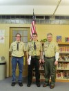 Local scout attains Eagle Scout rank