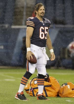 Bears' long snapper Patrick Mannelly announces retirement after 16 seasons