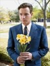 "Actor Ewan McGregor with Daffodils in the 2003 Columbia Pictures Film ""Big Fish"""