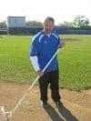Crete-Monee baseball coach Gene Cahan