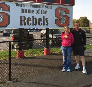 T.F. South employees to run in Chicago Marathon