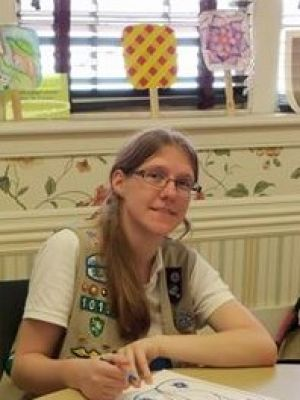 St. John teen earns highest Girl Scout achievement award