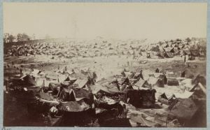 BOOK EXCERPT: Conditions at Andersonville Prison