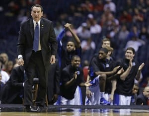 Indianapolis to host historic coaching rematch in NCAA tournament