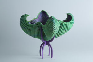 Origami: Exhibit shows an art form unfolding