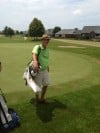 Valpo's Andrie wins in loss at state golf championship