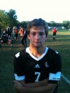 Beecher soccer player Colin Leahy