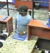 Authorities searching for South Holland bank robbery suspect