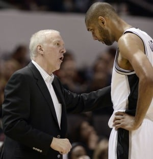Coach Pop's San Antonio Spurs are rested, but rusty as well?