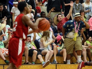 Griffith not 'Noldin' back against Portage boys