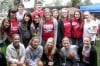 CPHS Key Club members walk for charities