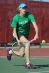 Valparaiso No. 1 singles player Caitlin Kennedy