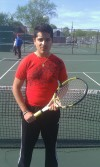 Thornton Fractional's Hurtado makes great strides on the tennis court