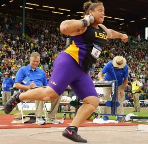 JIM PETERS: Portage grad Bliss taking it to the next level at LSU