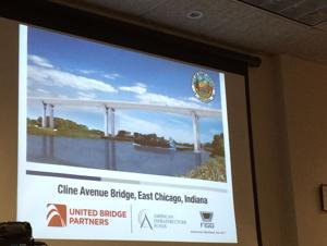 Cline bridge plan sets 2019 completion