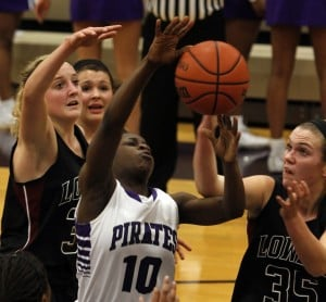 Gallery: Merrillville vs Lowell Girls Varsity Basketball