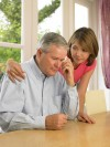 Taking care of fathers complicates family roles