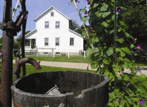 Step back in time at Amish Acres