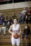 Crown Point's Abby Kvachkoff