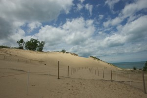 Dune, Set, Hike!: Don't take a day at the beach lying down