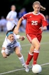 Homewood-Flossmoor's Kate Vendrely