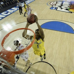 Michigan facing NBA questions after Final Four run  