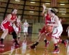 Munster senior Anika Gasich drives