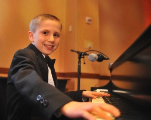 Valpo boy, 8, shares his Heart of Gold as fundraiser
