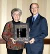 Professor wins award for leadership in the arts