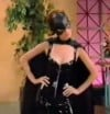"Actress Sean Young as Catwoman in 1992 on ""The Joan Rivers Show"""