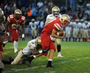 Never a doubt for 59ers in another win over Noll