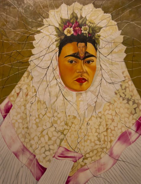 What Are Some Of Frida Kahlo Famous Paintings